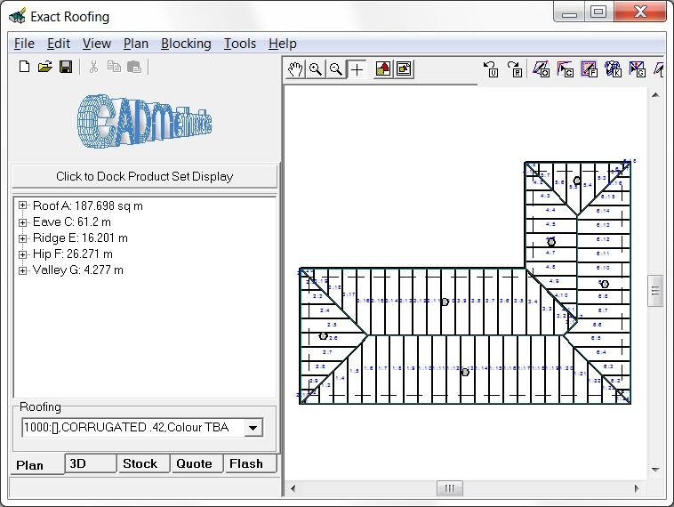 awesome roof drawing software #5: Apply Products Until Roof Complete Sc 1 St Exact Roofing Software